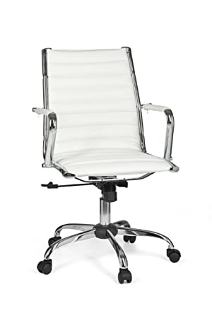 Amstyle Burostuhl Genf 2 Bezug Kunst Leder Design Schreibtischstuhl