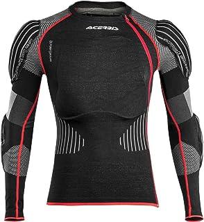 0021702.319.066/Moto Acerbis Baggy Adventure Trousers Black//Grey Size L
