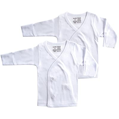 2-Pack Long Sleeve Side Snap Shirts