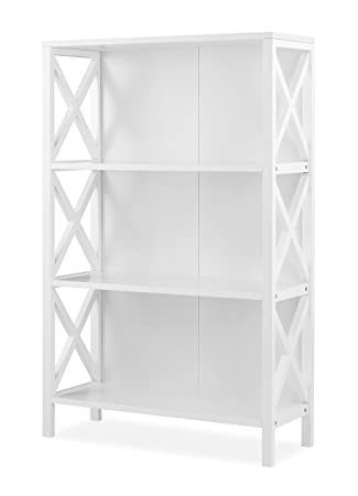shop bookcases officeworks white auth p resize austin bookcase size shelf and oak