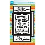 Marianne Design Craftable Box Card Die, Grey