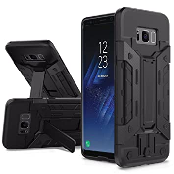 info for 1d0a6 4073a Olixar Samsung Galaxy S8 Plus Tough Case - Rugged Armour - Kickstand ...