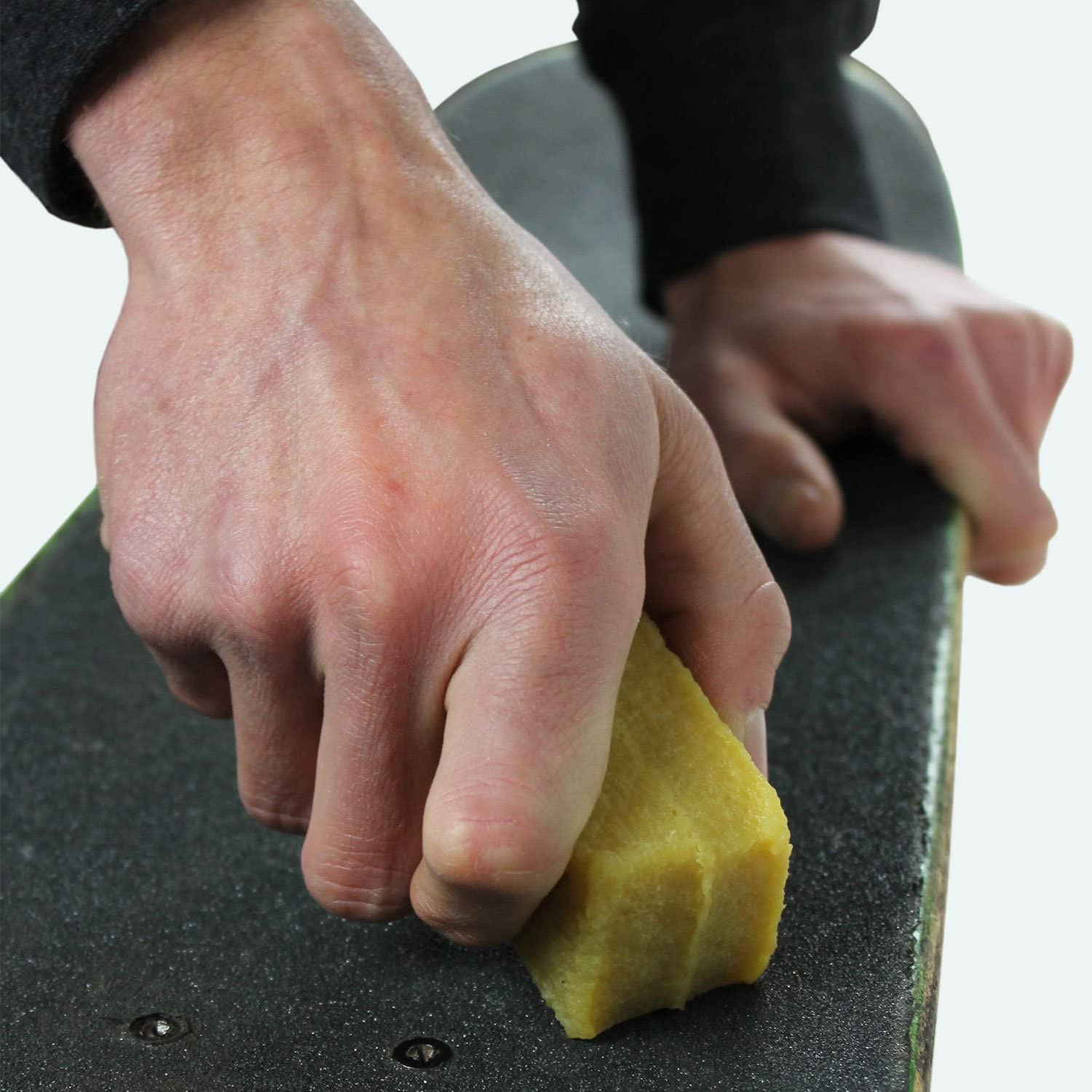 Black Diamond BD-GRIP-CLEANER Skateboard Griptape Cleaner - Diamond Dirt Remover Gummy Cube - 3