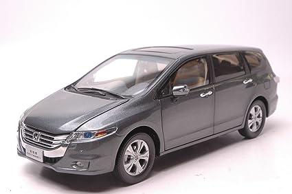 Buy Gray 1 18 Honda Odyssey 2013 Mpv Alloy Model Car Classic Mpv Toy