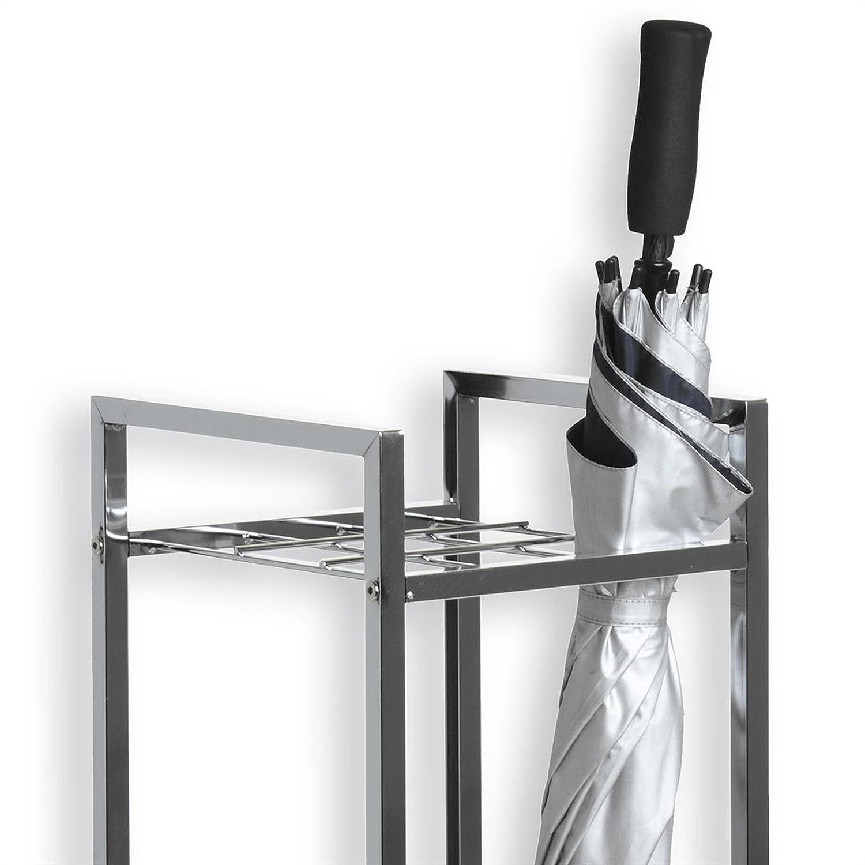 IDIMEX Schirmst/änder Regenschirmst/änder Schirmhalter Nelia Metall St/änder