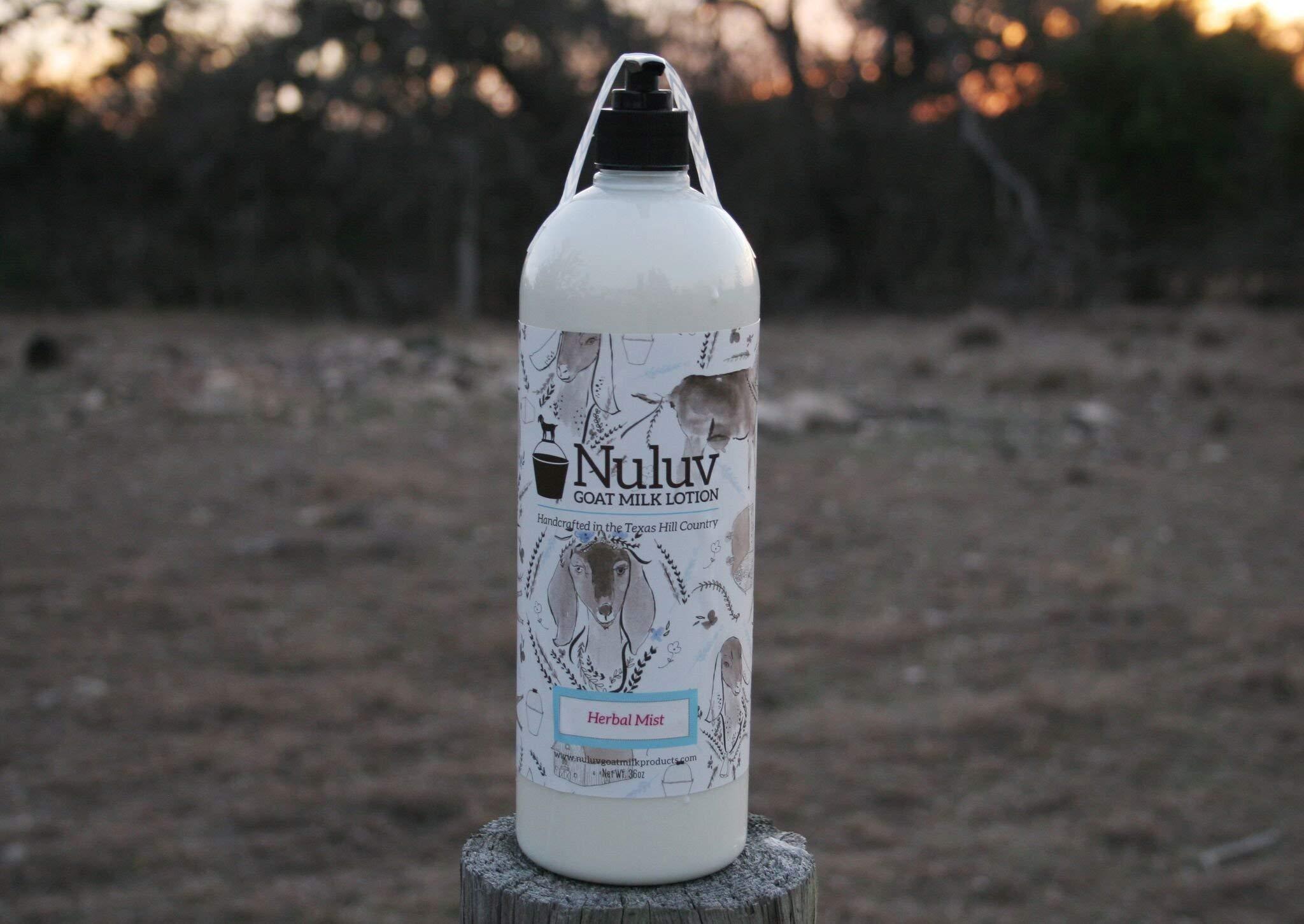 Family Size Goat Milk Lotion - goat's milk, goats milk, goatmilk