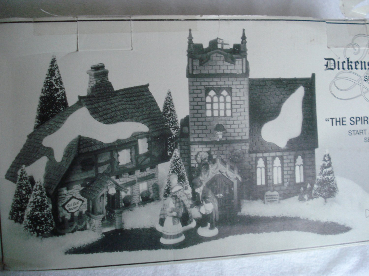 Department 56 Dickens Village Start A Tradition Set 58322