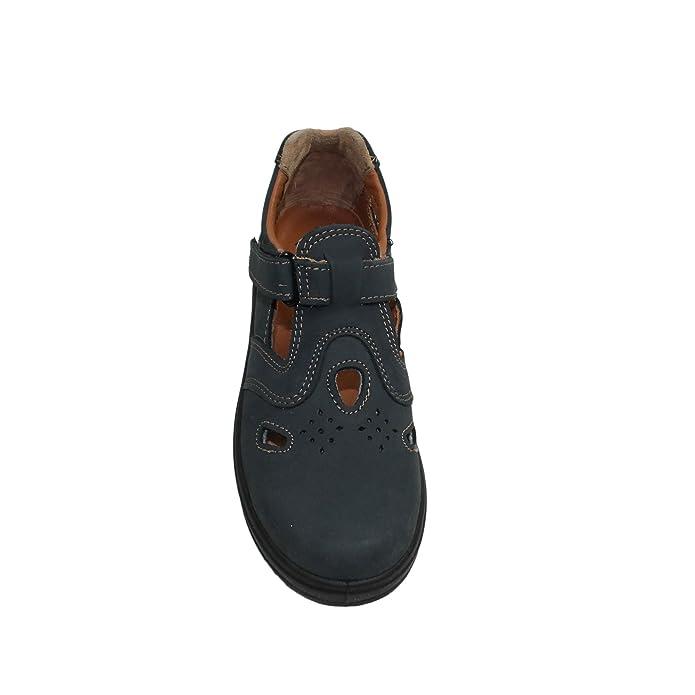 Zapatos de Seguridad Industrial de Arranque S1 Zapatos Zapatos Profesionales Negocio de los Zapatos Zapatos de Trekking Azul Funcionan: Amazon.es: Zapatos y ...