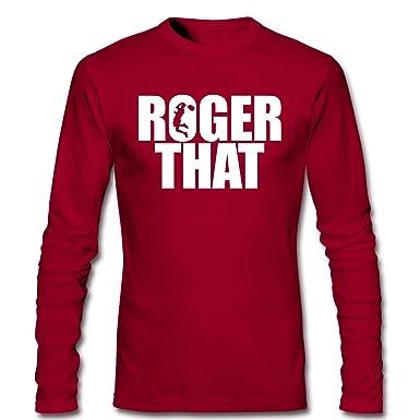 939a6f76 Amazon.com: CONOC Men's Perfect RF Roger Federer Wimbledon Tennis Long  Sleeve T Shirt Burgundy L: Clothing