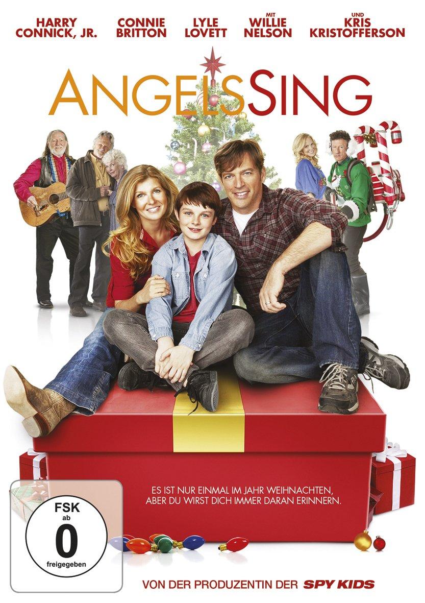 Angels Sing: Amazon.de: Harry Connick jr., Connie Britton, Willie ...