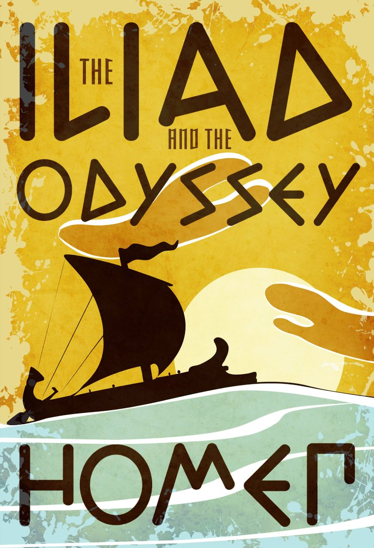 Buy Iliad and the Odyssey (Fall River Classics) Book Online at Low Prices  in India | Iliad and the Odyssey (Fall River Classics) Reviews & Ratings -  Amazon. ...