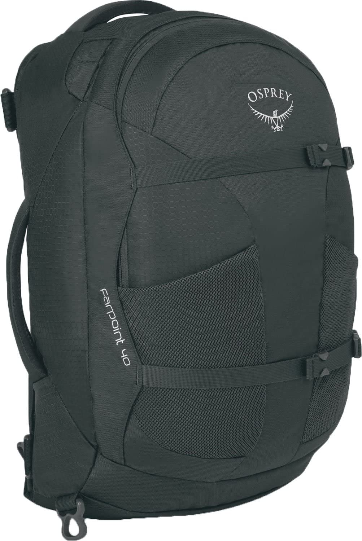 Osprey Farpoint Herren Rucksack 5 503 0 2 Volcanic Grey Gr
