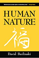 Human Nature Kindle Edition