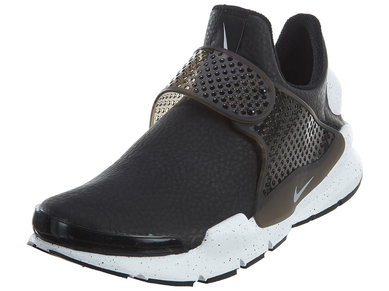 free shipping 9f1eb 98d7f Amazon.com   Nike SOCK DART PRM WOMENS running-shoes 881186-001 5 - BLACK  WHITE-BLACK   Road Running