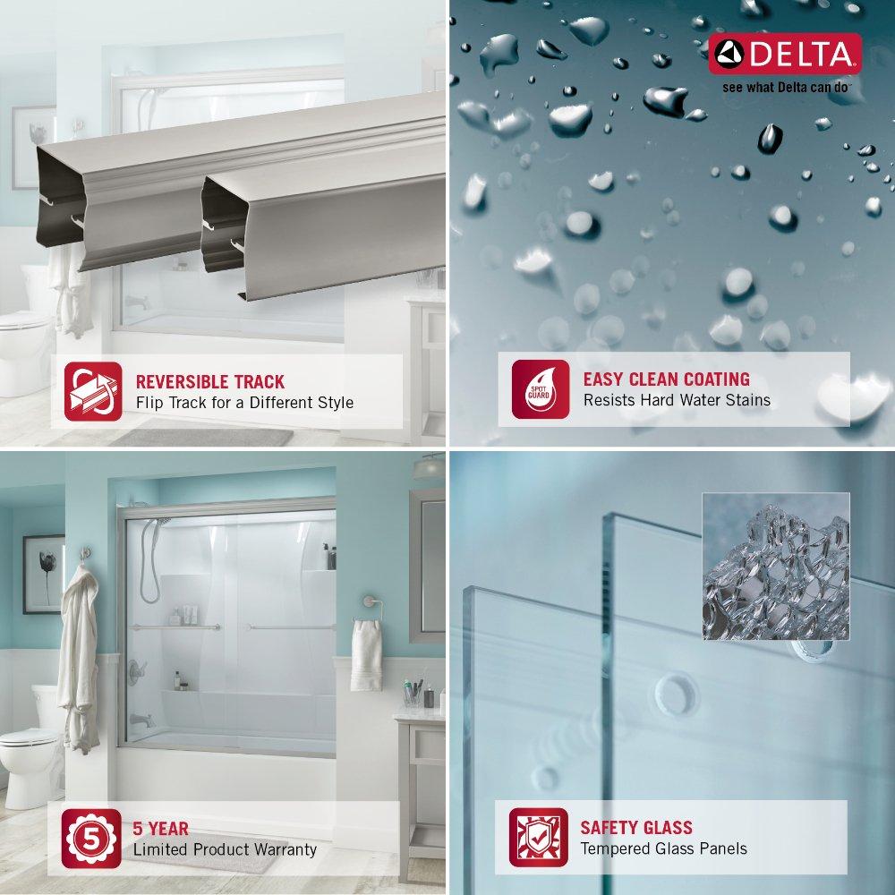 Delta Shower Doors SD3276614 Trinsic 60\