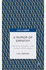 A Rumor of Empathy: Rewriting Empathy in the Context of Philosophy Hardcover