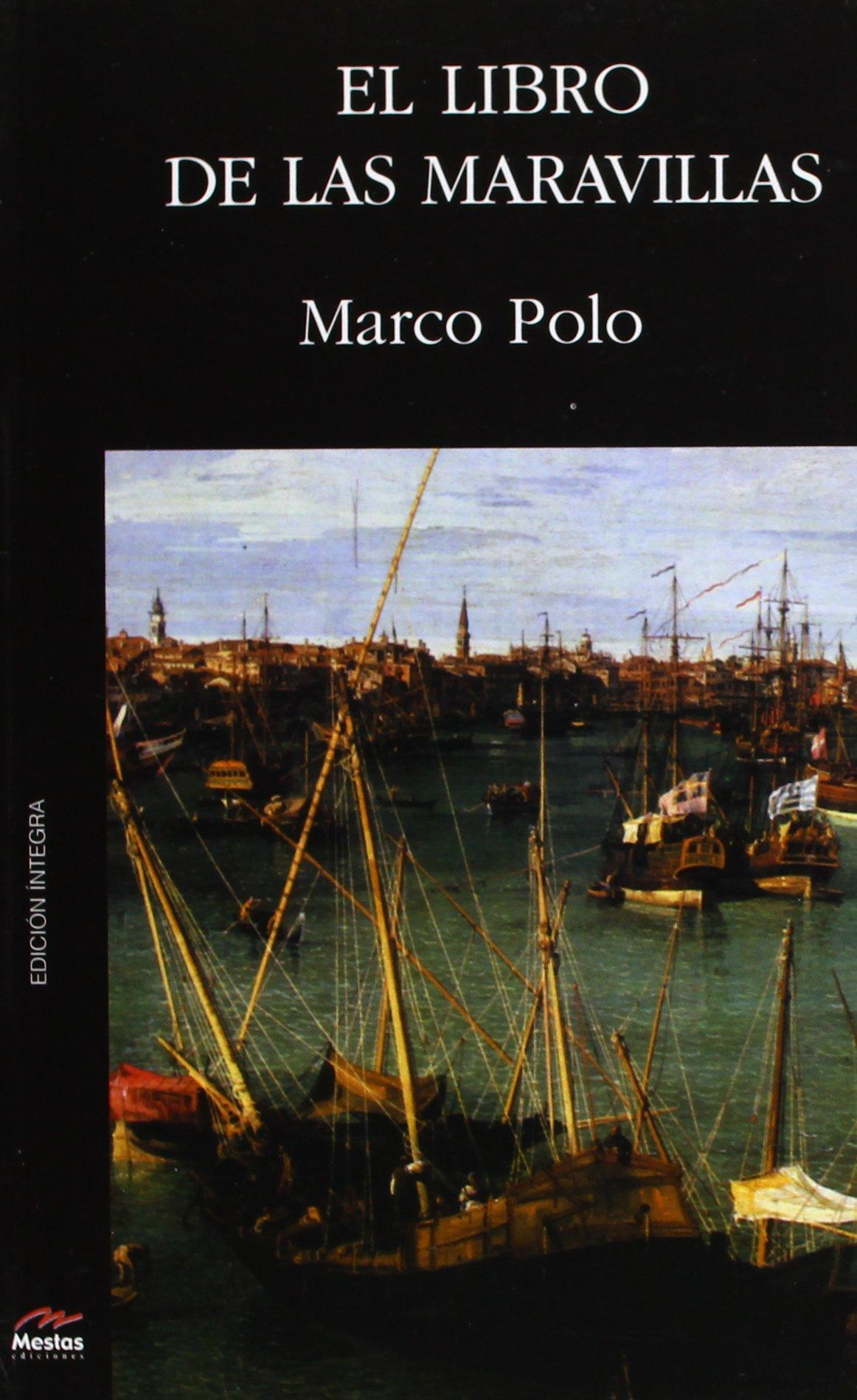 El Libro de las Maravillas (Clásicos universales): Amazon.es: Polo ...