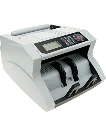 Cablematic – Contador Note y Detector de 5 détections Falsos UV IR MG1 MG2 Talla