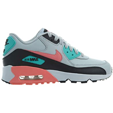 buy online 3392a c8c42 Image Unavailable. Image not available for. Color  Nike Air Max 90 LTR Big  Kids ...
