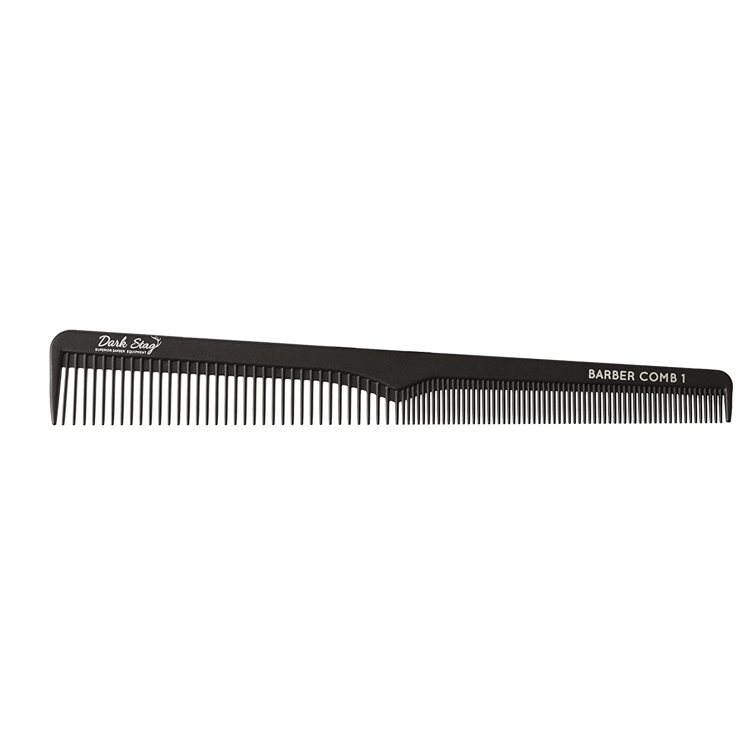 Dark Stag Barber Comb, Number 1 Tapered 4975