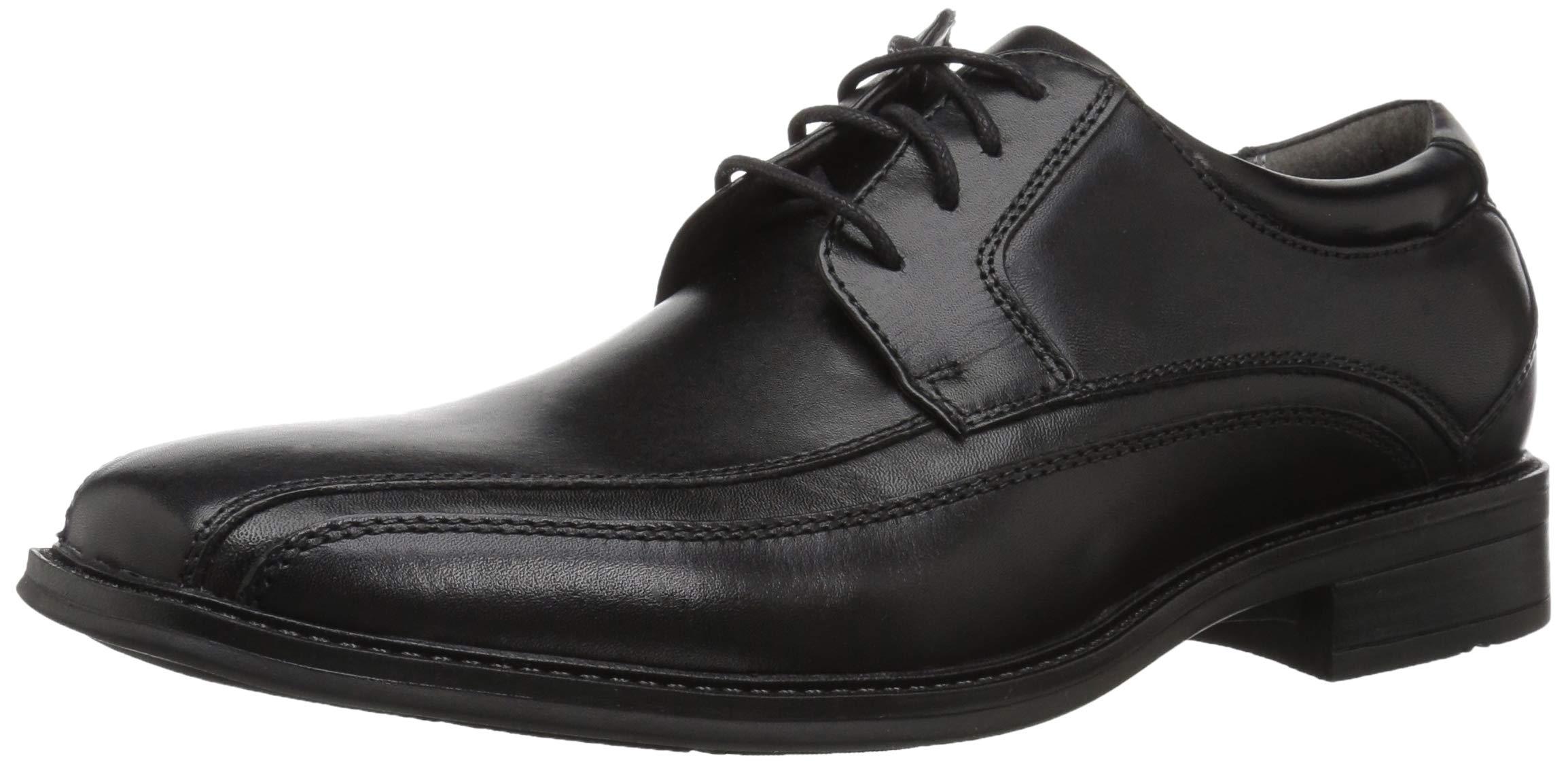 Dockers Men's Endow Leather Oxford Dress Shoe,Black,12 M US