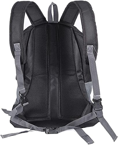 BEIKOTT Cat Backpack Carriers, Pet Dog Backpack Carriers for Small Cats Dogs Puppy Teddy Bunny, Ventilate Dog Carrier Backpack for Travel, Hiking and Outdoor Use