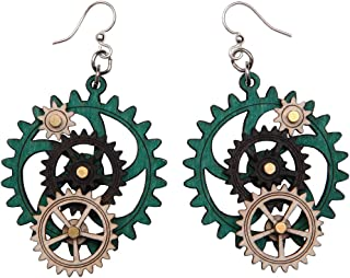 product image for Green Tree Jewelry Kinetic Double Wheel