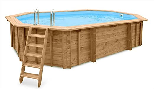 Interline 50700240 - Piscina (Piscina con Anillo Hinchable ...