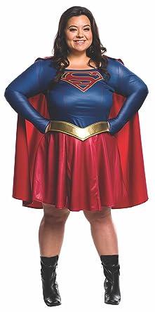 rubieu0027s womenu0027s supergirl tv plus size costume