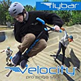 Flybar Velocity Pro Pogo Stick Small - Ages 5 to 9, 40 to 80 Lbs