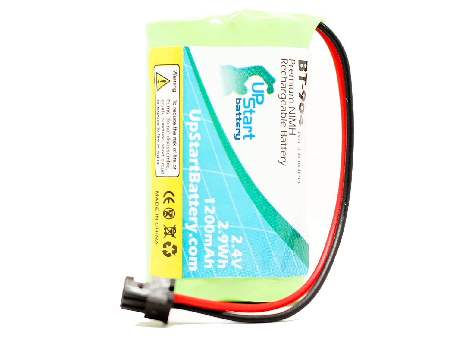 3x Pack Uniden Dect1588 5 Battery Replacement For Headphone Wiring Diagram Cordless Phone 1200mah 24v Ni Mh Electronics