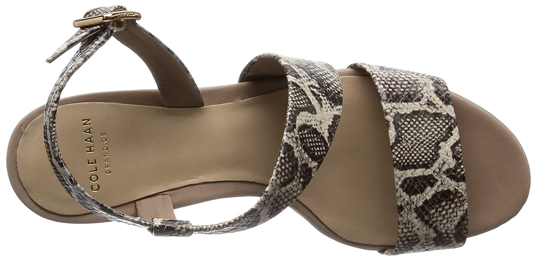 145c9c32de6 Cole Haan Women s Ravenna Wedge Roccia Snake Print Sandal 10.5 B (M)  Buy  Online at Low Prices in India - Amazon.in