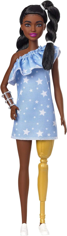 Barbie- Muñeca Fashionistas n.º 146 (Mattel GHW60)