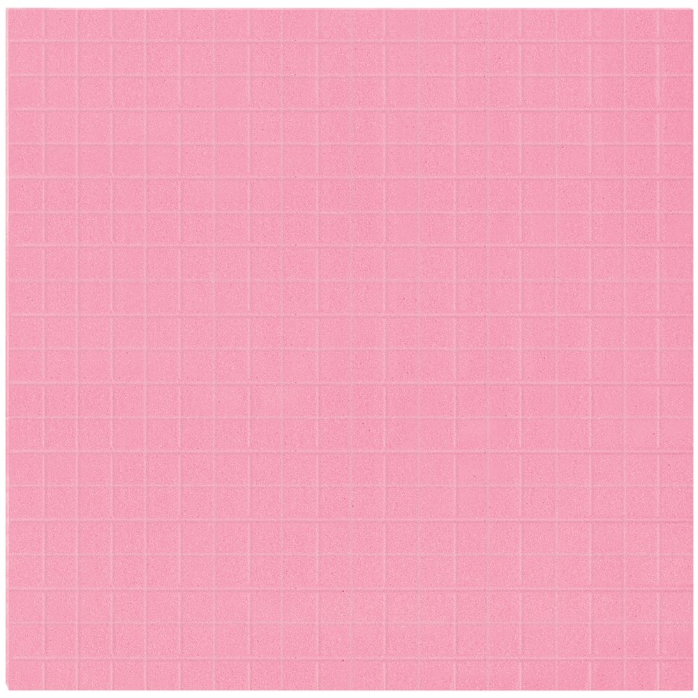 24 x 24 x 2 Pink BOX USA BFPP2424205 Anti-Static Pick and Pack Foam 1//2 Squares Pack of 6