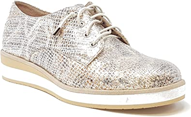 Chaussures plates fugitive beige kety chaussures femme fugitive