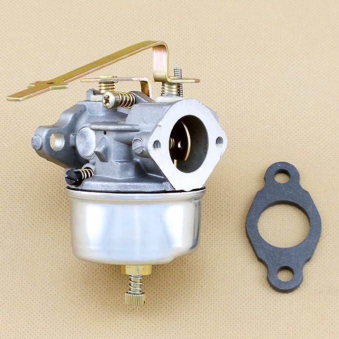 QAZAKY Reemplazo del Kit de Filtro de Aire del carburador para ...