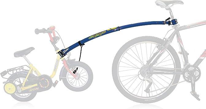 Trail-Gator Barra de remolque para bicicleta de niño: Amazon.es ...