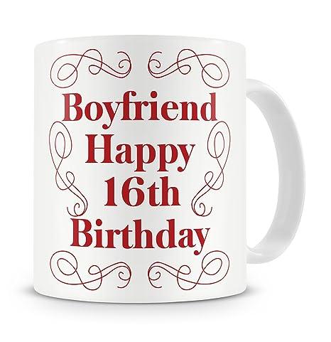 de cumpleaños para novio, taza - taza regalo de cumpleaños ...
