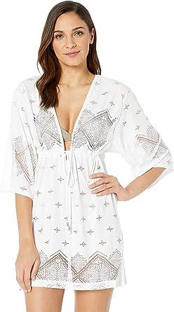 6cd71c5217 Dotti Santorini Tile Swim Cover-Up at Amazon Women's Clothing store: