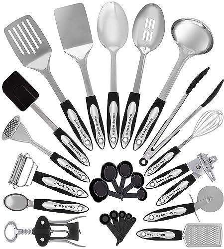 Home Hero Sprzęt kuchenny ze stali nierdzewnej Narzędzia do gotowania