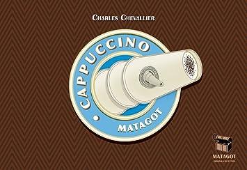 amazon カプチーノ cappuccino ボードゲーム おもちゃ