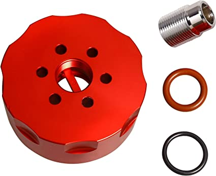Made in the USA 2001-2016 Chevy//GMC Duramax CAT Fuel Adapter Kit