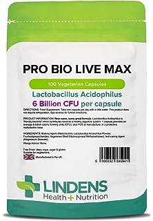Probióticos | 10 mil millones de UFC | 120 comprimidos ...