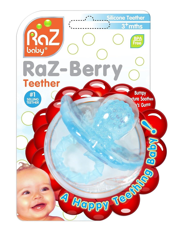 Razbaby RaZberry Mordedor luz azul: Amazon.es: Bebé