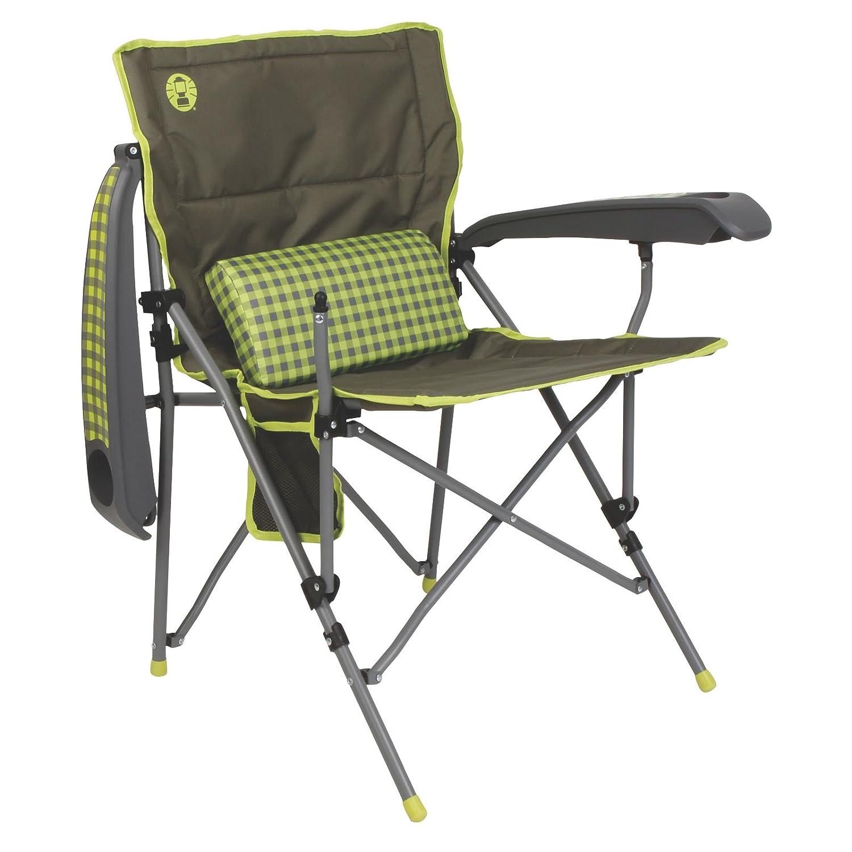 Coleman Vertex Ultra Hard Arm Chair Amazon Sports & Outdoors