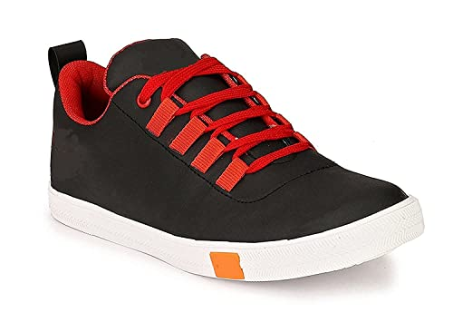 38ec0ee0e6ba Kashnar Unisex Canvas Sneaker Shoes  Buy Online at Low Prices in ...