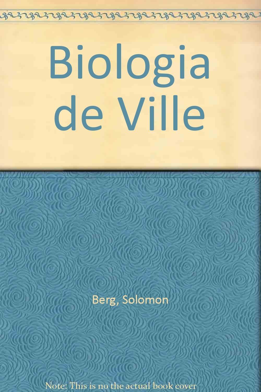 libro pdf solomon villee biologia