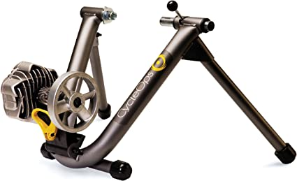 CycleOps Fluid 2 Trainer Fluid2 Trainer And Climbing Block, One Size