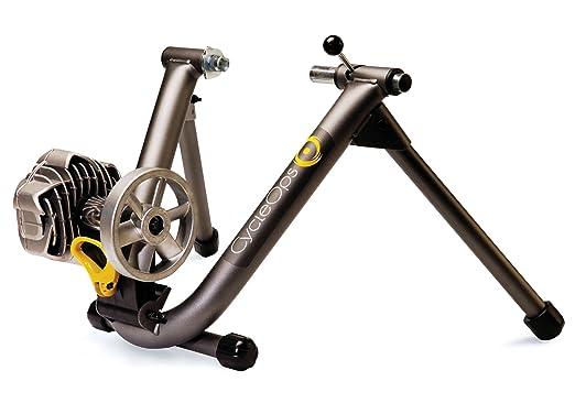 Fluid Bike Trainer >> Amazon Com Cycleops Fluid Bike Trainer Bike Trainers Sports