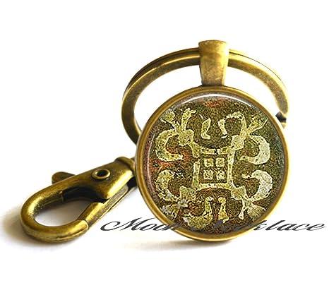 Medieval para azulejos diseño de llavero, Medieval joyas ...